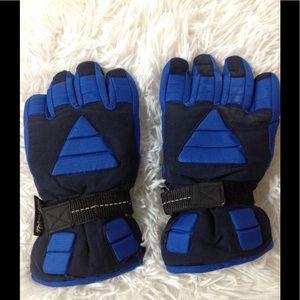Boy's sz Small (approx) THINSULATE snow/ski gloves